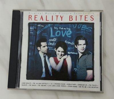 {夏荷美學生活小舖}二手CD Reality bites 電影原聲帶 四個畢業生