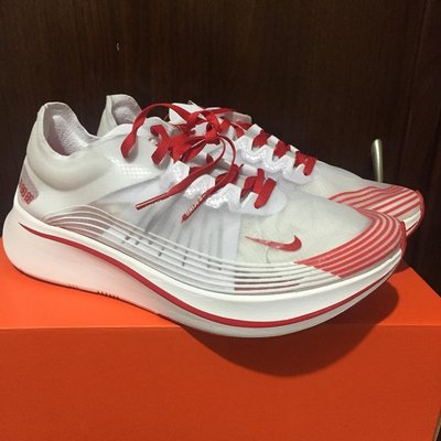 Nike Lab Zoom Fly SP AJ9282-100 紅白
