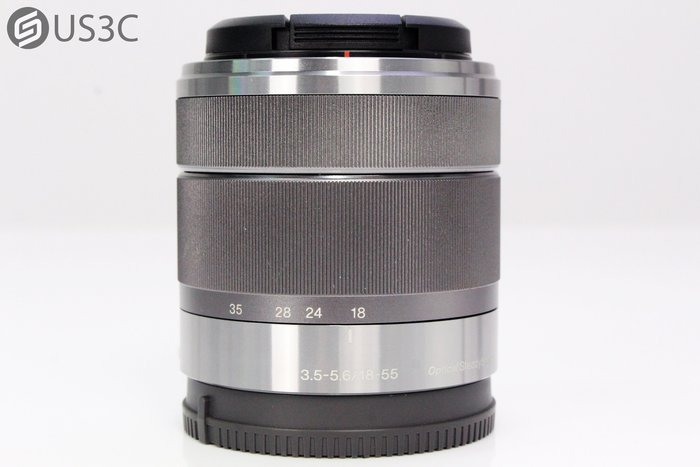 【US3C】Sony E 18-55mm F3.5-5.6 OSS SEL1855 變焦鏡 E接環 二手鏡頭