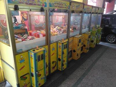 中古冠興選物販賣機二代(娃娃機)
