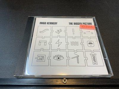 *還有唱片行*INICO KENNEDY / THE BIGGER PICTURE 二手 Y17037