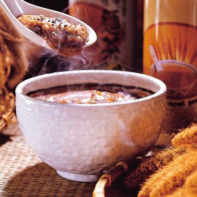 百年枝仔冰城-懷鄉 - 古早麵茶活力養生組 原味麵茶 X2罐 + 黑芝麻麵茶 X2罐