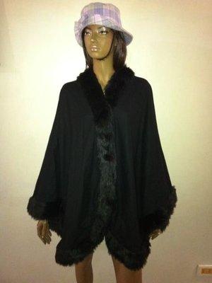 OTTO collection 黑色披肩外套/斗篷(27)