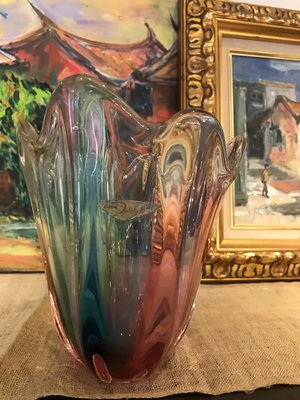 日本琉璃花瓶