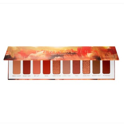 💯 預購   MELT COSMETICS Twenty-Seven Eyeshadow Palette 眼影盤