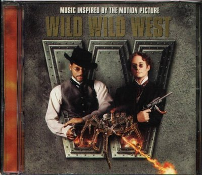 八八 - Wild Wild West 飆風戰警 Will Smith Enrique Iglesias Eminem