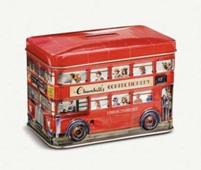 (預購,請先詢問,約7天寄出) Churchill's 倫敦巴士太妃糖 200g
