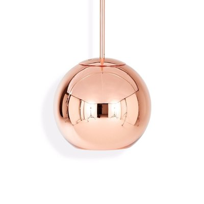 Luxury Life【正品】Tom Dixon Copper 45cm 泡泡吊燈系列 圓形 大尺寸