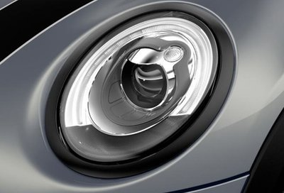MINI Cooper 原廠 John Cooper Works / JCW 黑色 大燈框 燈框 F57