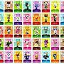任天堂 AMIIBO NFC SWITCH NS 動物森友會 動物之森 卡片 第3彈 1盒50包【台中恐龍電玩】