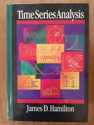 《參考書》Time Series Analysis【James D. Hamilton 著】《PRINCETON》