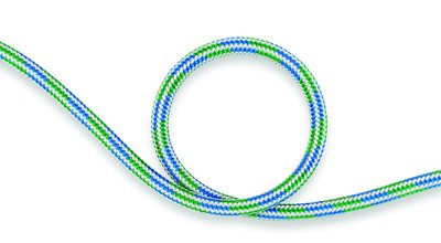 美國 samson Velocity 11mm 雙編織攀樹繩 COOL(600英呎)
