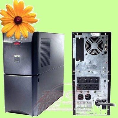 5Cgo【權宇】在線互動式 APC SUA3000  Smart-UPS 3000VA 2100W 不斷電設備 含稅
