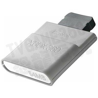 【二手商品】XBOX360 原廠記憶卡 (64MB)【台中恐龍電玩】