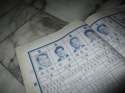 第一屆83年...省長選舉...陳定南..朱高正..楚瑜...老懷舊