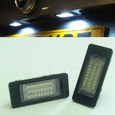 【PA LED】BMW F32 F33 F36 Canbus LED 牌照燈 外銷品 不亮故障燈 4系列