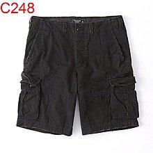 【西寧鹿】AF a&f Abercrombie & Fitch HCO 短褲 絕對真貨 可面交 C248