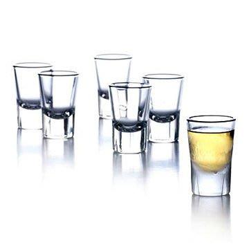 Luxury Life【正品】Rosendahl Shot 6pcs 40cc, GC 系列 剔透 玻璃 烈酒杯 六件組