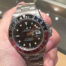 Rolex 可樂圈 GMT(二手)型號16710
