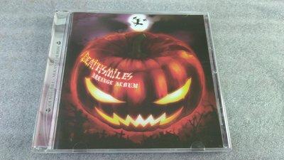 CAVE    死亡笑靨 DEATH SMILES  日本正版CD 超美二手品  可議價  免運費