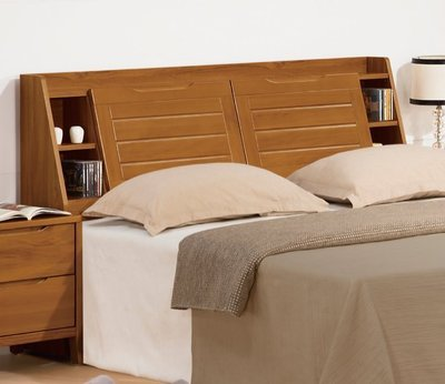 【DH】貨號VC377-2名稱《蘭米》5尺床頭箱(圖一) 可掀開置物.不含床底。備六呎選。台灣製可訂做。主要地區免運費