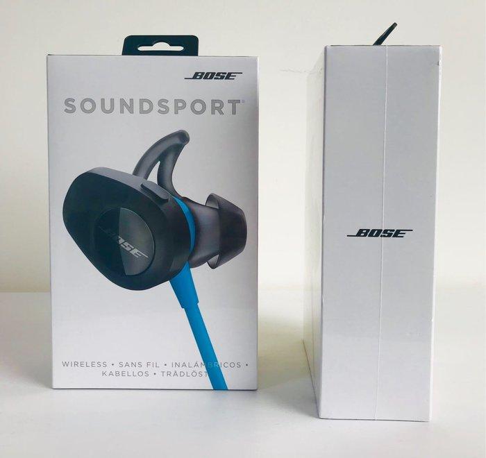 「BOSE 藍芽耳機」不賣山寨品~Bose SoundSport Wireless專為運動健身打造運動耳機