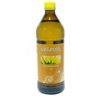 阿邦小舖《德國納圖拉》有機冷壓葵花油(750 ml/瓶)