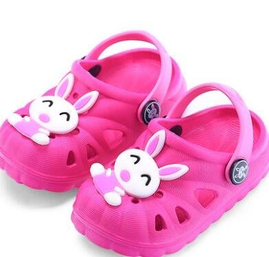 洞洞鞋兒童涼拖鞋男孩夏女童室內家居防滑寶寶拖鞋軟底小孩3-5歲