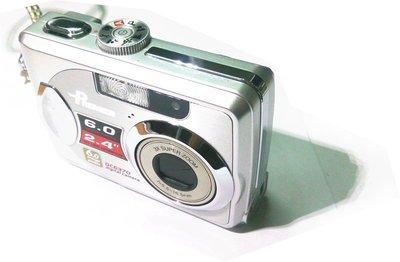 ☆手機寶藏點☆ PREMIER 拍得麗 DC-6370 數位相機 功能正常 貨到付款 盒裝 咖98