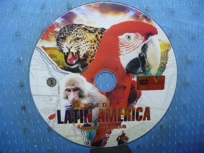 [無殼光碟]KQ  WILDEST LATIN AMERICA  動物星球 拉美野生大地  共3片DVD