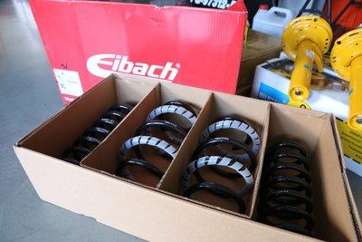 EIBACH 短彈簧 Bilstein B8 B12, VW福斯 Tiguan 1.4T 2.0T, Super B