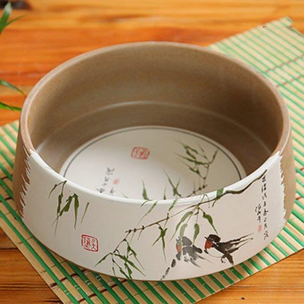 5Cgo【茗道】含稅會員有優惠 16693021842 陶瓷大杯洗水洗功夫筆洗茶杯碗陶與瓷茶洗大號粗陶老岩泥洗茶碗