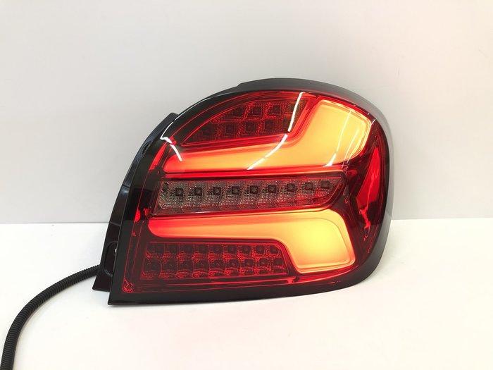 炬霸科技 Suzuki Baleno LED 尾燈 後燈 巴列諾 改裝 方向燈 流光 跑馬 16 17 18 19 紅黑