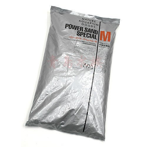 八月缺青島水族。104-012日本ADA--Power Sand Special(PSS/M)水草基肥加強型=6L