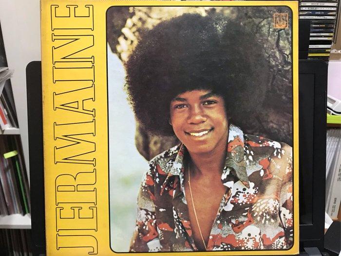 傑曼傑克森 Jermaine Jackson/同名專輯 稀有片 西洋 黑膠唱片