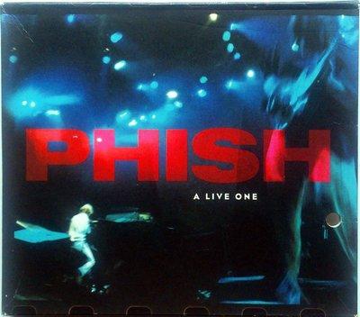 Phish - A Live One 2枚組初回特典盤 二手德版