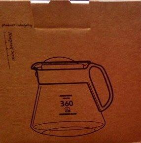 台玻 360ml 耐熱玻璃壺 /泡茶壺/花茶壺/咖啡壺    台灣製   凌泰紀念品