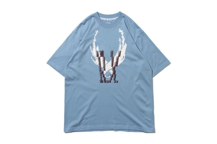 [ LAB Taipei ] REMIX ' 20 S/S R.X.R.X TEE [ 藍 ]