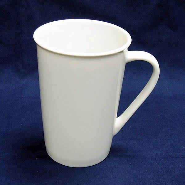 【無敵餐具】台灣製陶瓷附蓋馬克杯(260cc)可耐熱/接受印製專屬logo【HDC-04】