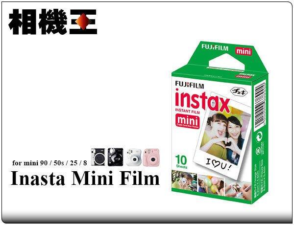 ☆相機王☆配件FUJIFILM Instax Mini 拍立得 相紙 底片﹝空白1包﹞白邊 (2)