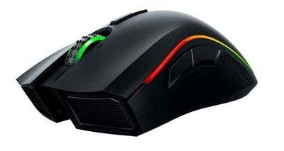 【川匯】最低價! 雷蛇 Razer Mamba 5G 曼巴 無線雙模雷射滑鼠 幻彩版 16000dpi 電競滑鼠