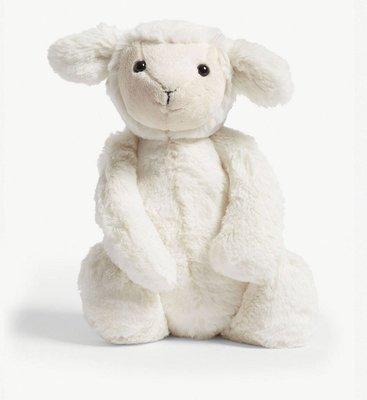 (預購)英國 JELLYCAT Bashful lamb medium soft toy
