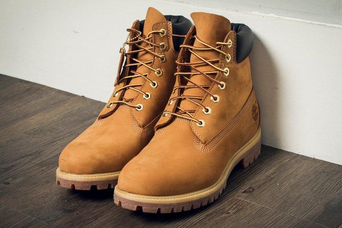 Timberland 經典黃靴 10061 男款 全新正品 抗疲勞大底 保暖防水 亞洲W楦 穿著舒適