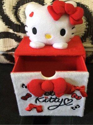Kitty 置物盒 盒子 小櫃子 收納盒