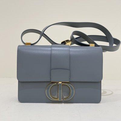 Christian Dior 30 Montaigne 蒙田包  藍色《精品女王全新&二手》