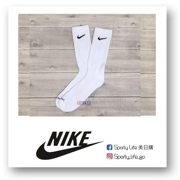 【SL美日購】NIKE Dri-FIT Crew Socks 襪子 白襪 休閒襪 籃球襪 長襪 美國代購