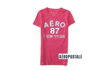 美國正品Aeropostale[Aero] 美式休閒短袖T (編號4190) ~ M