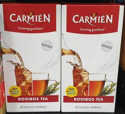 Carmien南非博士茶(2.5gx20入)/ 盒 到期日2024/ 9/ 30 頁面是單盒價 台中市
