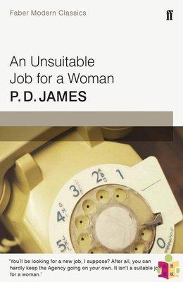 [文閲原版]一份不適合女人的工作 英文原版 An Unsuitable Job for a Woman