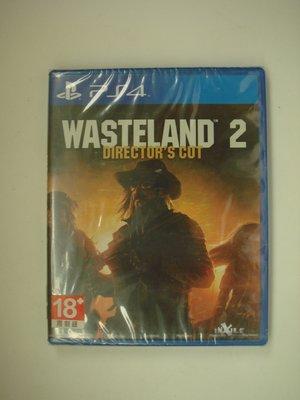 全新PS4 荒野遊俠 2 導演版 英文版 WASTELAND